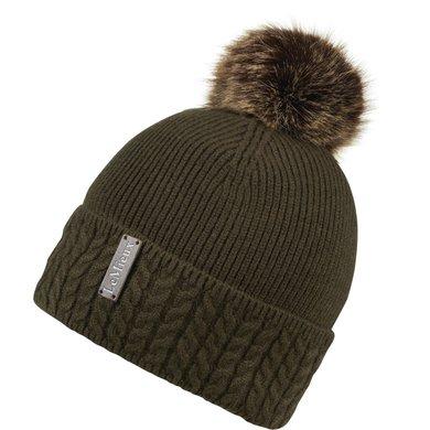LeMieux Mütze Luna Oak Green