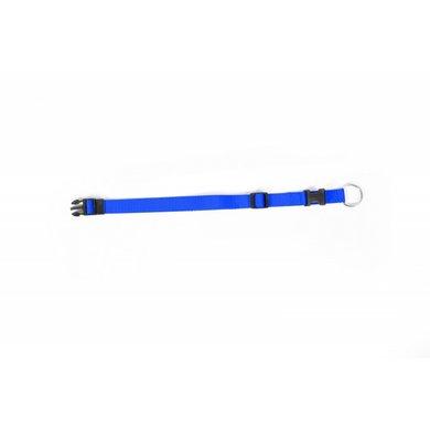 Duvo+ Nylon Halsband Verstelbaar Donkerblauw