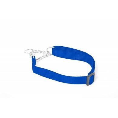 Duvo+ Nylon Halfsliphalsband Donkerblauw
