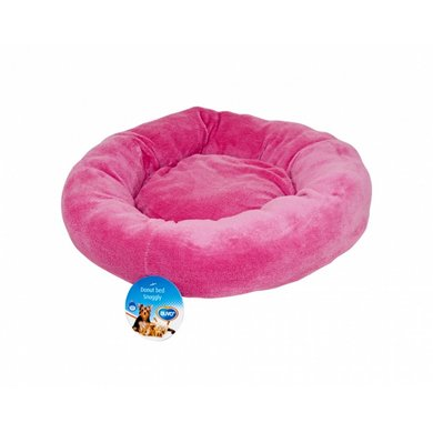 Duvo+ Donut Bed Snuggly Roze 50cm