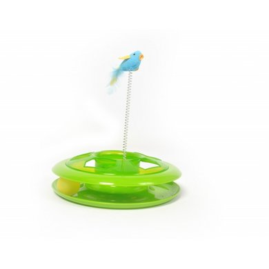 Duvo+ Kitty Play Circle Groen 26cm