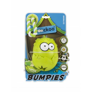 Coockoo Bumpies With Rope Groen