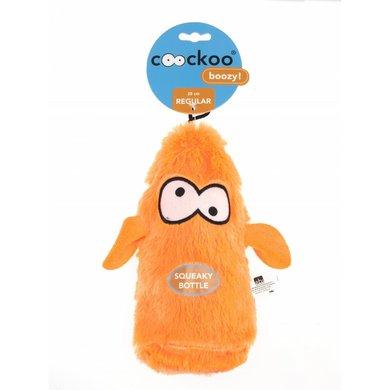 Coockoo Boozy Bottle Oranje 25x10x8cm