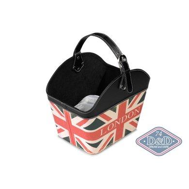 D&d Cat-basket London 35x24x38cm