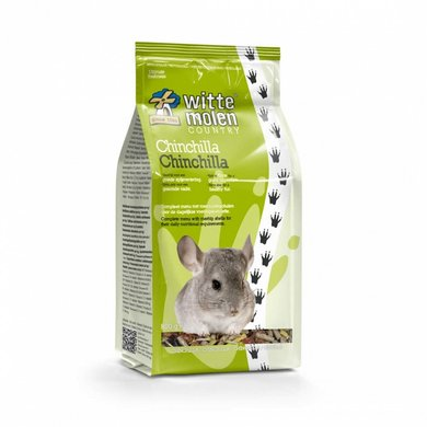 Witte Molen Country Chinchilla W. Molen K6 800gr