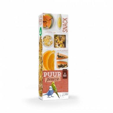 Witte Molen Puur Pauze Sticks Exotisch Fruit & Ei 60gr