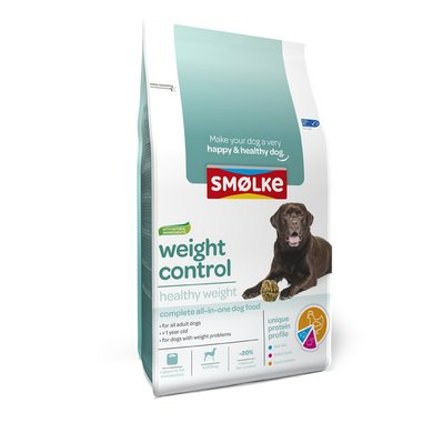 Smolke Hond Weight Control 3kg