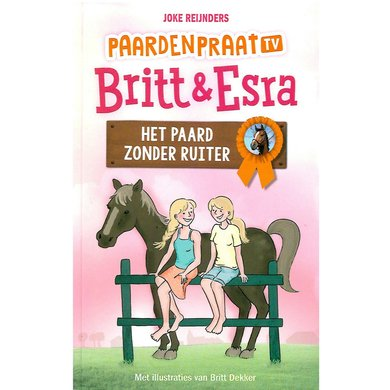 Britt & Esra Paard zonder ruiter