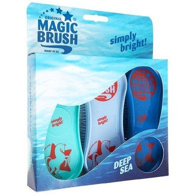 Magic Brush Borstel Deep Sea