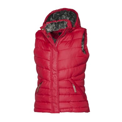 Mountain Horse Bodywarmer Noble Vest Royal Rood M