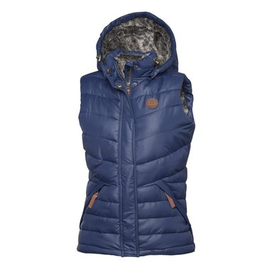 Mountain Horse Bodywarmer Noble Vest Donkerblauw Bliss L