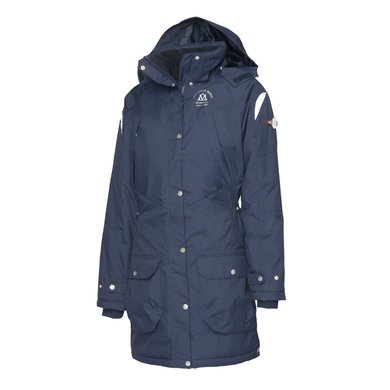 Mountain Horse Jas Adventure Parkas Donkerblauw Bliss XS
