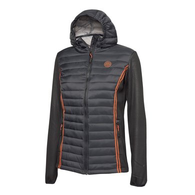 Mountain Horse Jas Montana Ladies Hybrid Zwart XL