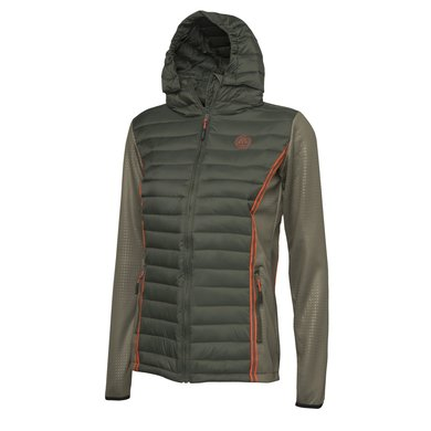Mountain Horse Jas Montana Ladies Hybrid Donker Olijf XL