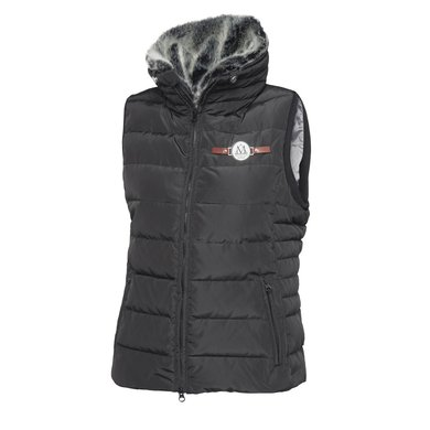 Mountain Horse Bodywarmer Empress Vest Zwart XL