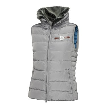 Mountain Horse Bodywarmer Empress Vest Brilliant Grijs XS