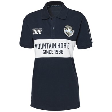 Mountain Horse Polo Marion Navy