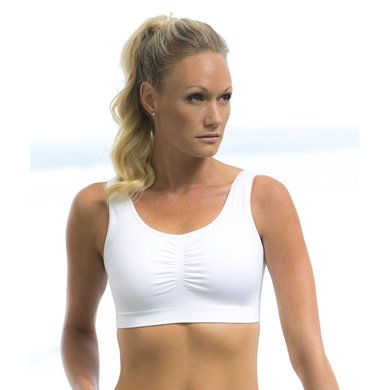 Mountain Horse Sports Bra Adrienne White M