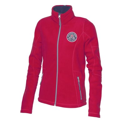 Mountain Horse Jacke Adele Fleece Royal Red