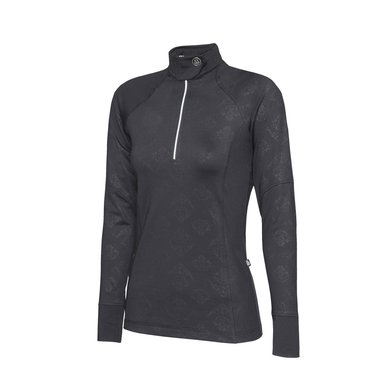 Mountain Horse Top Jade Tech Top Zwart L
