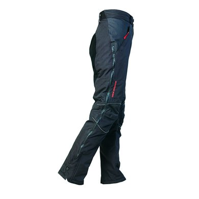 Mountain Horse Broek Polar Breeches Zwart/Antraciet XL
