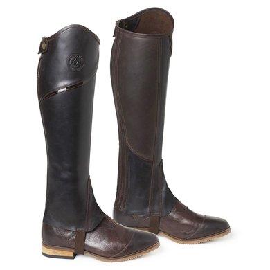 Mountain Horse Minichaps Renown Leggings Donker Bruin S