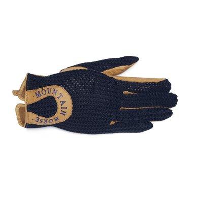 Mountain Horse Handschoen Crochet II Dark Navy