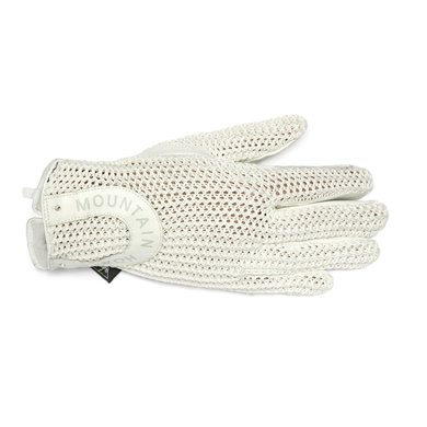 Mountain Horse Handschoen Crochet II White