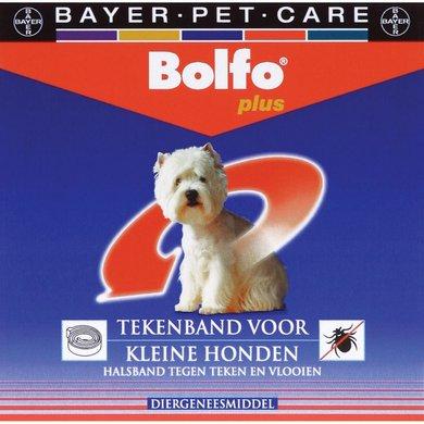 Bolfo Plus Tekenband S Hond Klein 1st