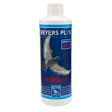 Beyers Vitamin Plus 400ml