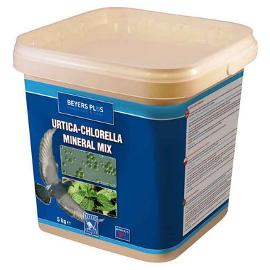 Beyers Urtica/chlorella Mix 5kg