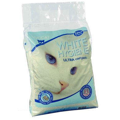 SivoCat White Hygiene ULa Comp 12 L
