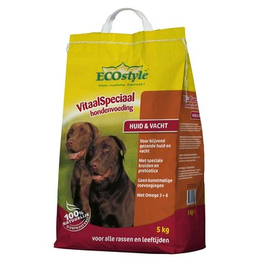 ECOstyle VitaalSpeciaal Hond Huid/Vacht