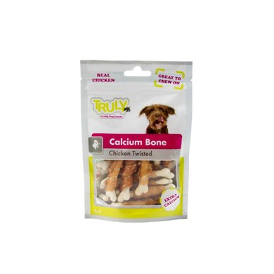 Truly Calcium Bone Chicken Twisted 90g