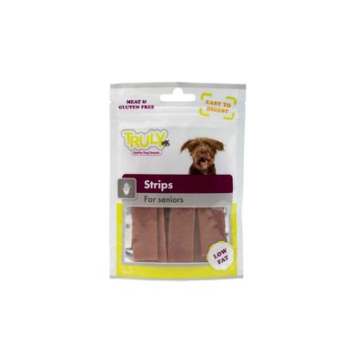 Truly Dog Strips Senior 15x90gr