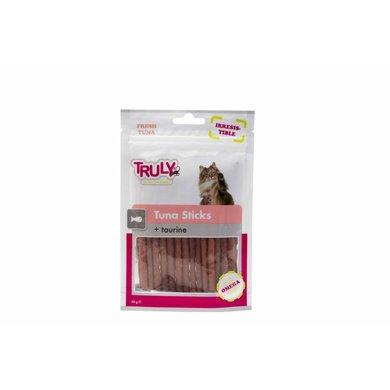 Truly Cat Snacks Tuna Sticks+Taurine 50g