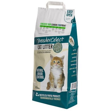 Breedercelect Kattenbakvulling 10ltr