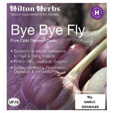 Hilton Herbs Knoflook granules Bye Bye Fly 1 kg