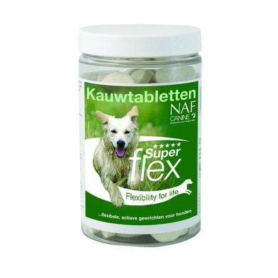 NAF Canine Superflex Kauwtabletten 300 Stuks