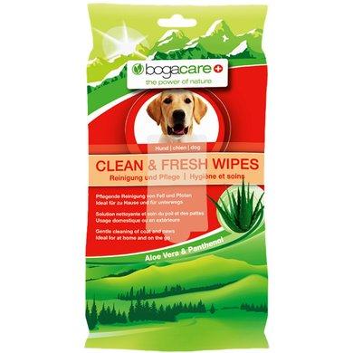 Bogar Bogacare Clean en Fresh Wipes Dog 15st