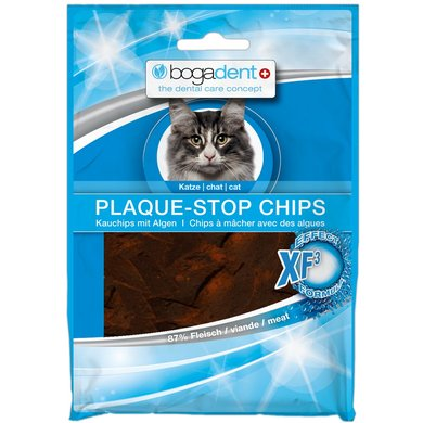 Bogar Bogadent Plaque-Stop Chips Cat 50gr