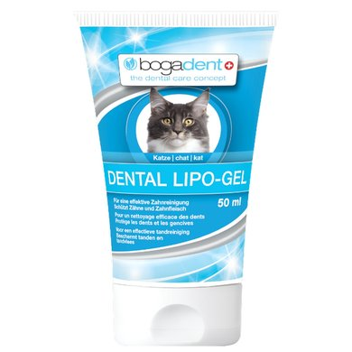 Bogar Bogadent Dental Lipo-Gel Cat 50ml
