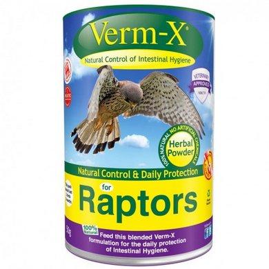 Verm-X Poeder voor Roofvogels 50gr
