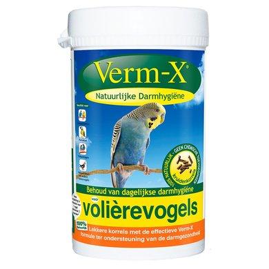 Verm-X Korrels voor Voliere Vogels 100gram