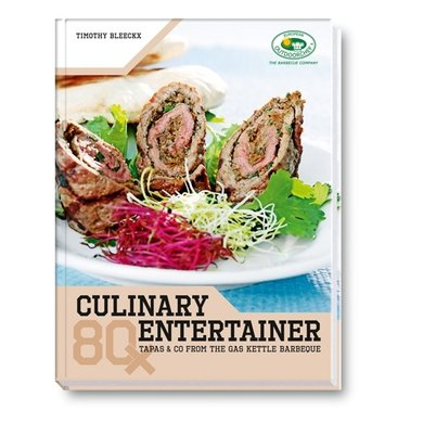 Outdoorchef Kookboek Culinary Entertainer (Nederlands)