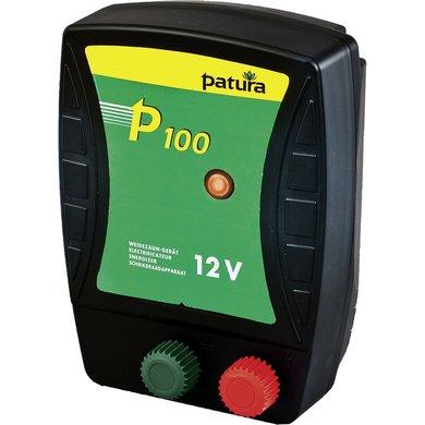 Patura P100 Schrikdraadapparaat 0,45 Joule met Draagbox
