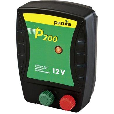 Patura P200 Schrikdraadapparaat met Open Draagbox