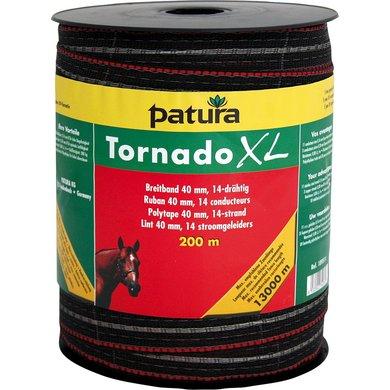 Patura Tornado XL Lint 40mm Bruin 200m