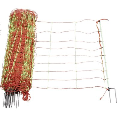 Patura Schrikdraadnet Combi 2 Punt 50m 90cm