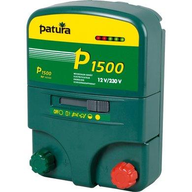 Patura P1500 Duo Apparaat met Veiligheidsbox en Aardpen